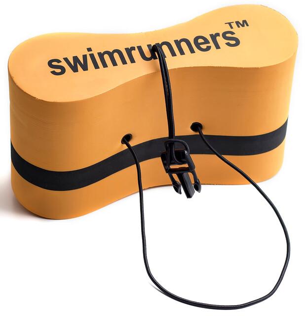 Swimrunners Ready For Pull Belt Belt Belt Pull Buoy Orange e85b87
